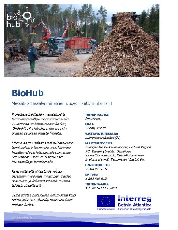 2016-11 BioHub Juliste