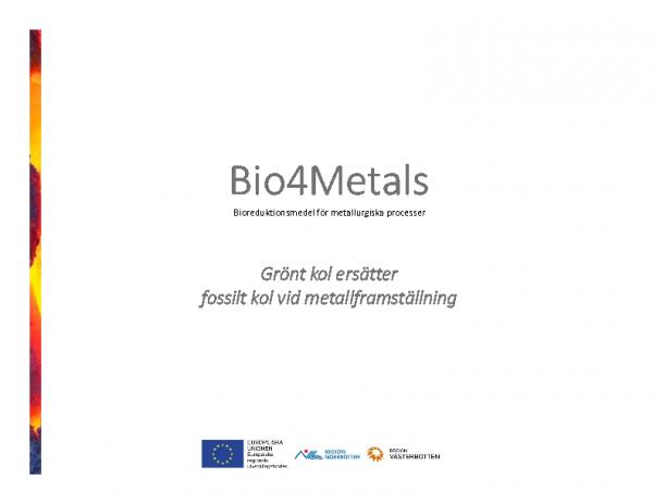 Bio4Metals_Lena Sundqvist Ökvist