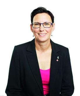 Helena Stenberg, kommunalråd Piteå