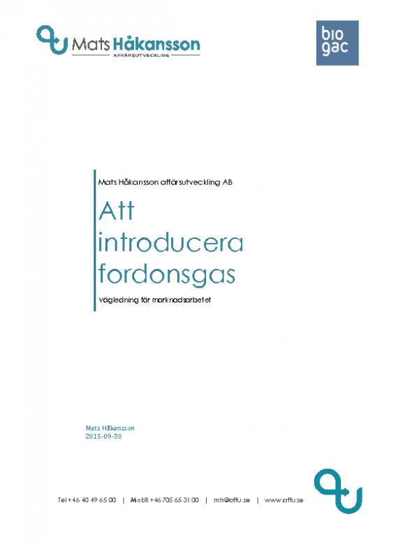 2015-biogac-att-introducera-fordonsgas-rapport-mats-hakansson