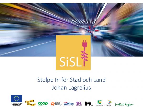 20180516 Johan Lagrelius, Malin Janols, Glenn Wikman, SiSL
