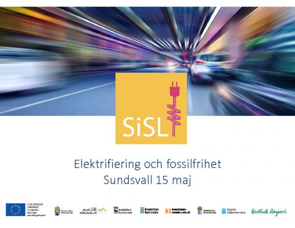Presentation_Elektrifieringen och fossilfrihet