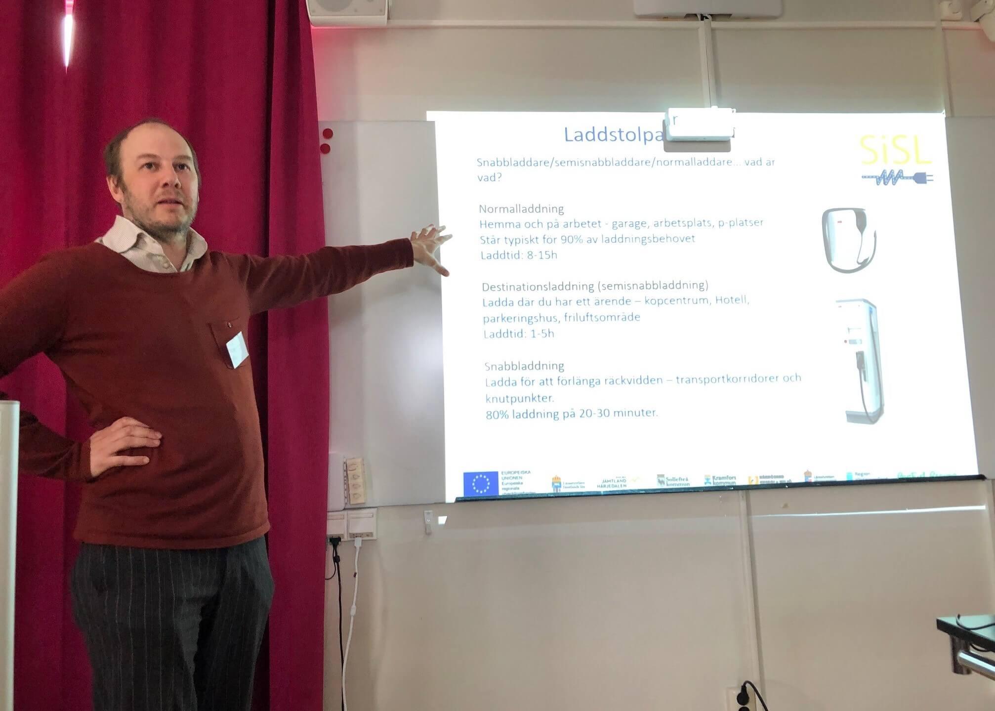Johan Lagrelius, BioFuel Region