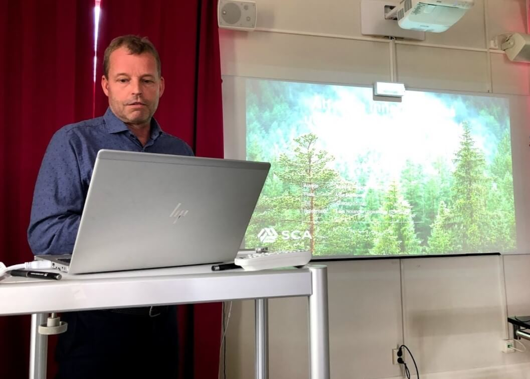 Lars Nolander, SCA Skog