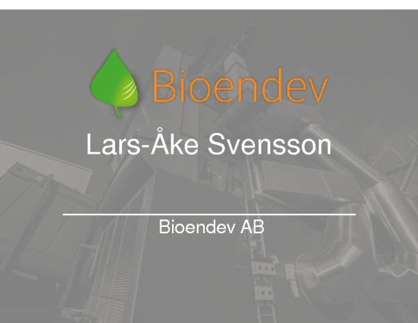 2019 Bioendev är en världsledande tillverkare av utrustning för Biokol_Torrefierad biomassa