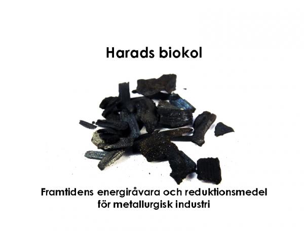 2019 Harads biokol