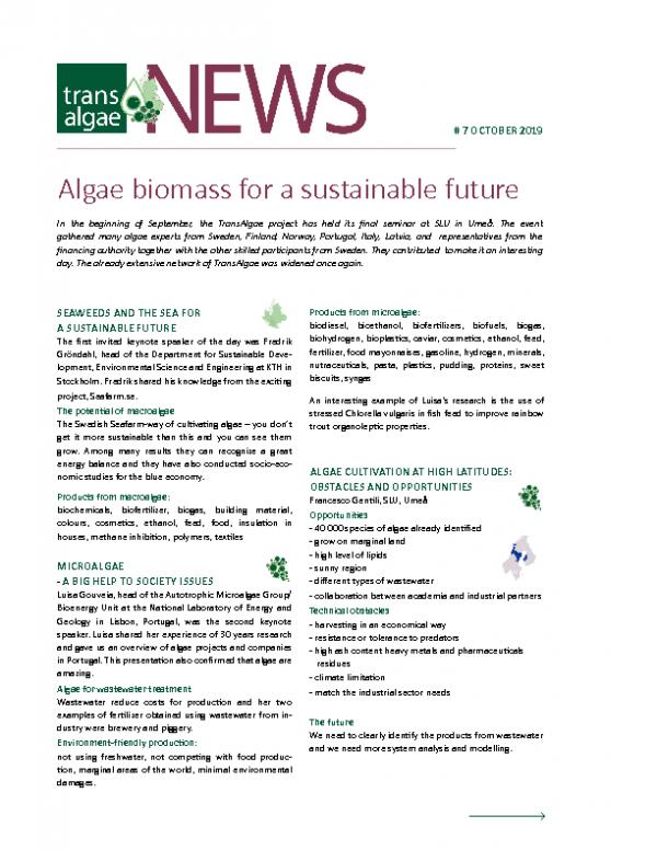 Newsletter-TransAlgae-No-7