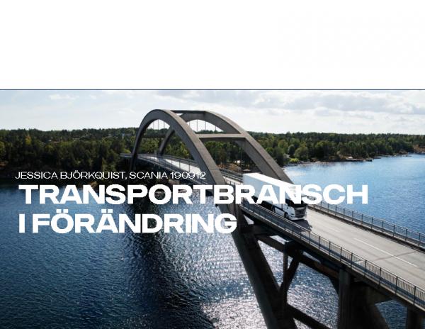 Presentation 190912_Transportbransch i förändring
