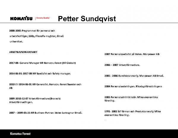 2021-03-18 Jämställdhet_ Petter Sundqvist